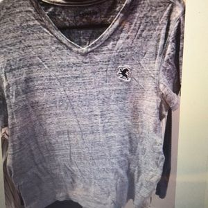 Express V-neck T-shirt